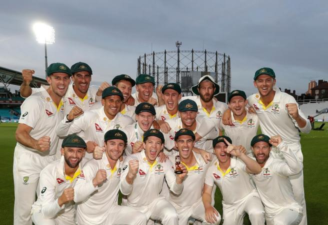 England too strong in 5th Test as Aussies retain the Ashes