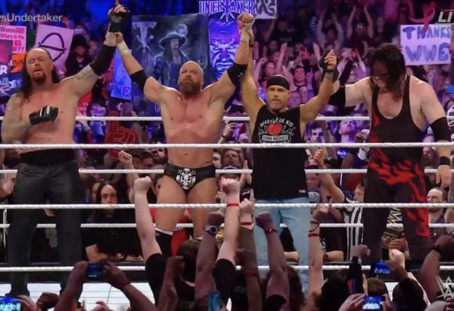 WWE Super Show-Down: The Best Bits
