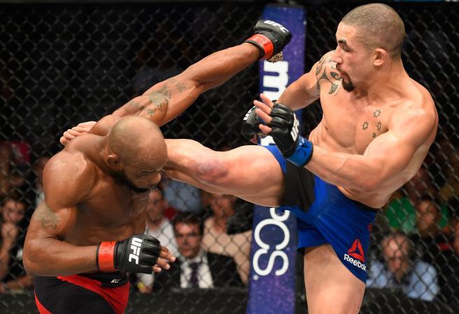 UFC 225: Robert Whittaker vs Yoel Romero II