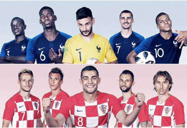 World Cup Final: France vs Croatia Betting Preview