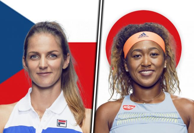 Australian Open Women's Semi-Final: Pliskova vs Osaka Preview