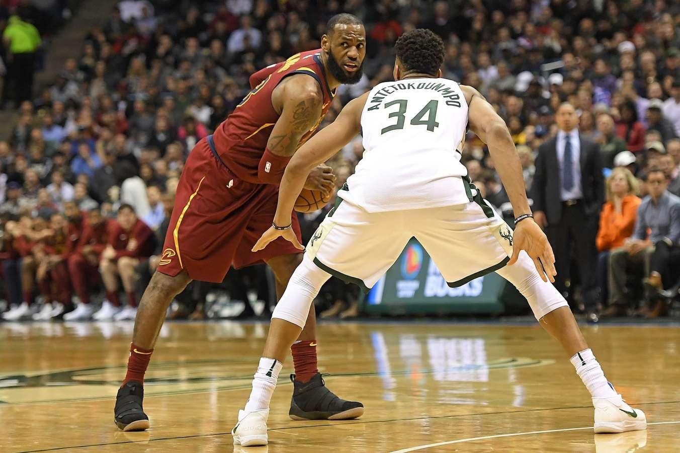 Money Matchup: LeBron James vs Giannis Antetokounmpo