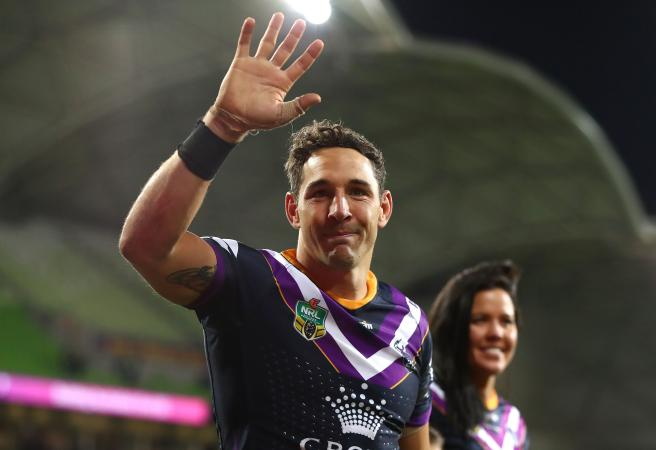 Melbourne Storm to contest Billy Slater charge