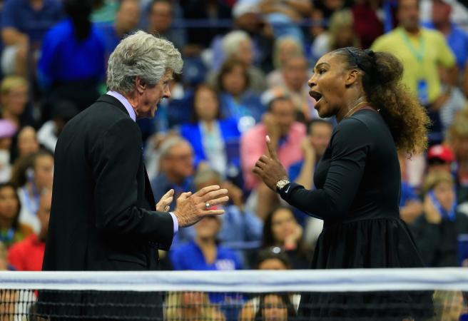History made in controversial Women's US Open final