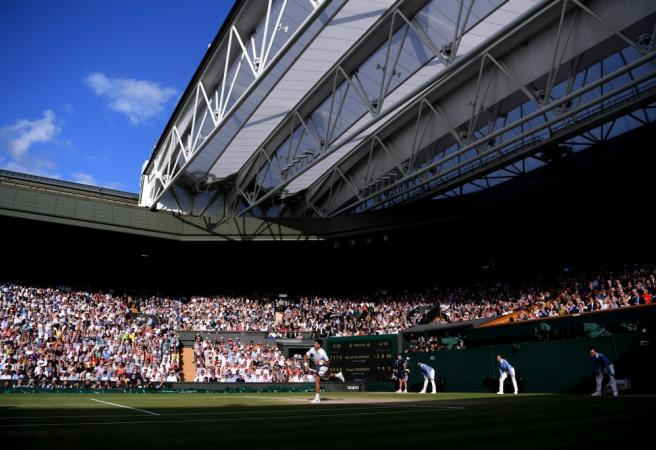 Wimbledon cancelled amid coronavirus crisis