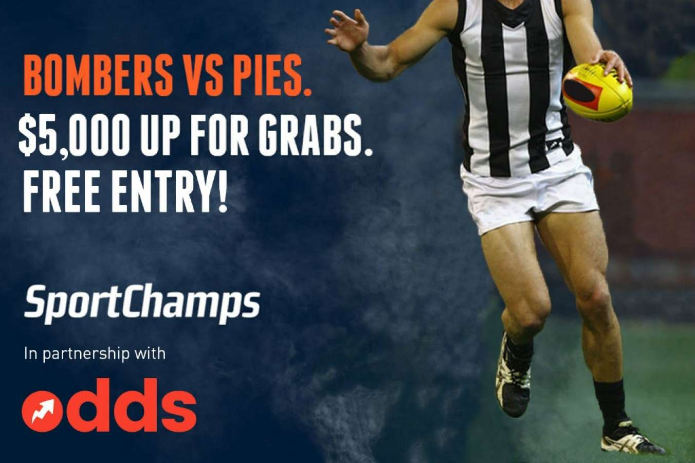 $5k up for grabs in SportChamps' Anzac Day clash tournament