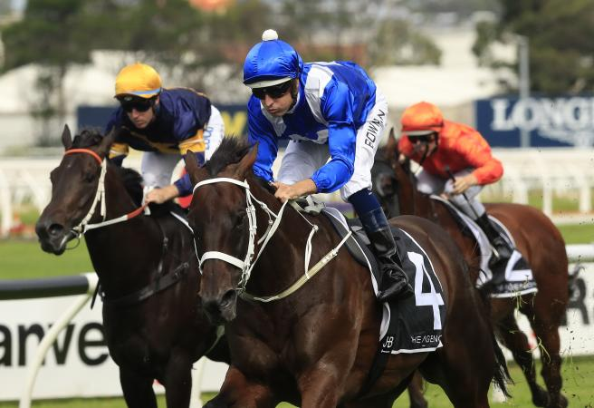 WATCH: Winx take out fourth George Ryder Stakes