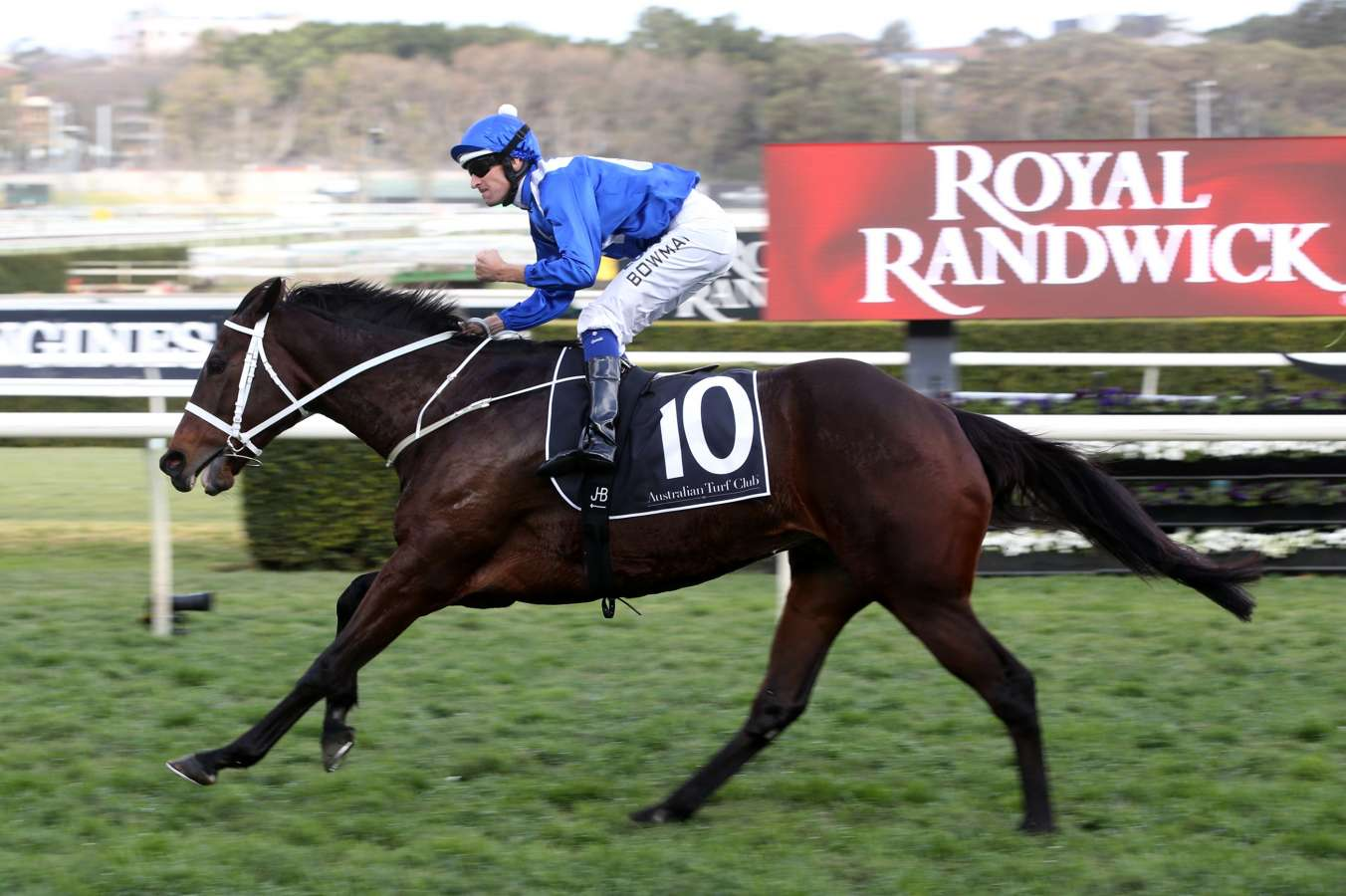 George Main Stakes for Winx