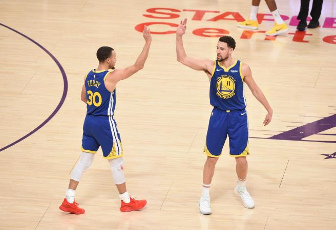 Klay Thompson ties incredible NBA record