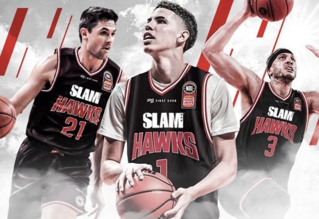 US basketball media company to sponsor Illawarra Hawks
