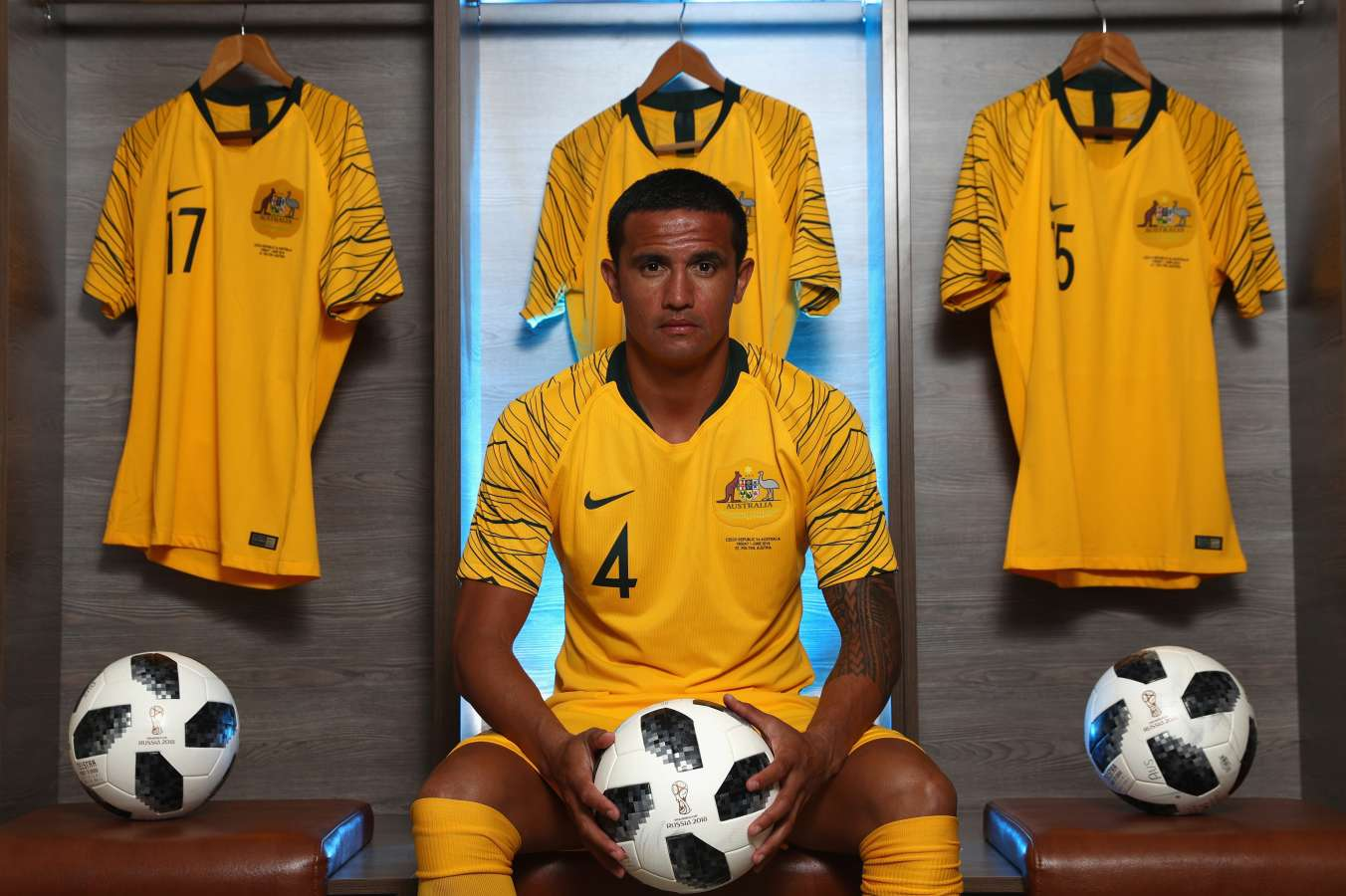 Bert's Boys - Early Socceroos World Cup betting options