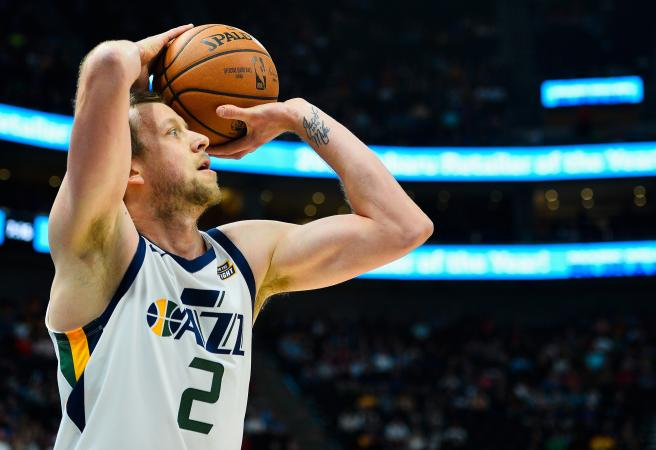 Joe Ingles sets NBA on fire with stellar performance