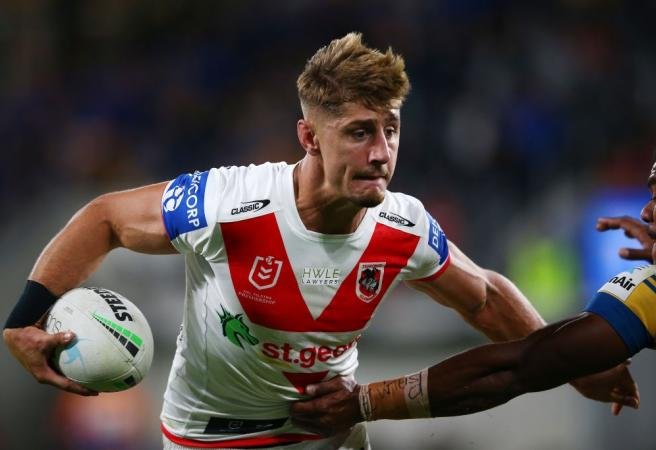 Dragons fire up NRL Futures Markets