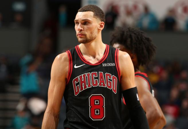 Zach Lavine buries 13 threes including game-winner