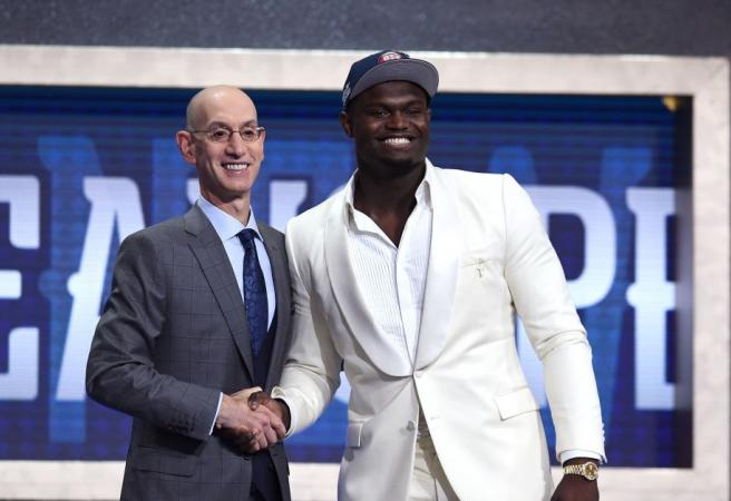 Every selection from the 1st Round of the NBA Draft