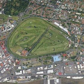 Greyville track map