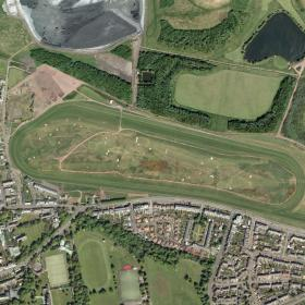 Musselburgh track map