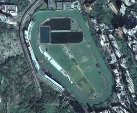 Happy Valley track map