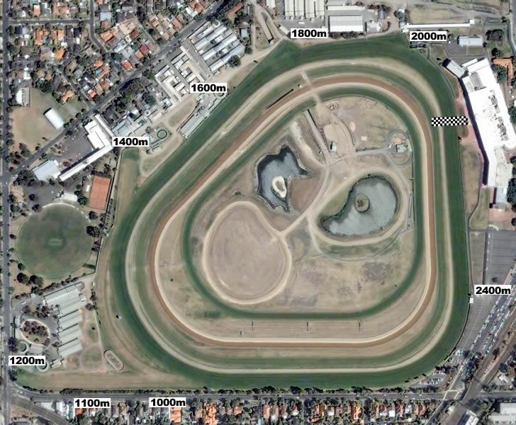 Caufield Racecourse